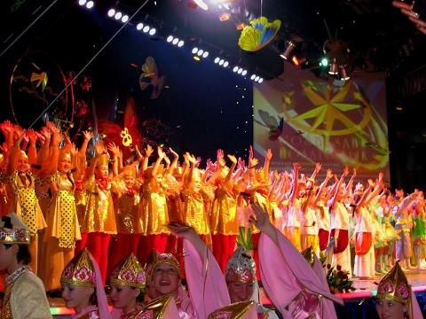 Созвездие - Йолдызлык Зональный этап Буинск 26.03.17