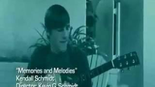 Watch Kendall Schmidt Memories video