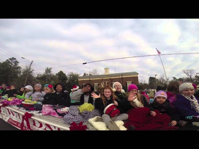 Whiteville Christmas Parade 2014 | The News Reporter