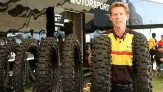 Dunlop MX11 Geomax Rear Tire at Motorcycle-Superstore.com