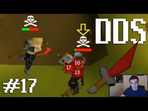 DDS PK Com w/ Facecam! - OSRS Pure Combos #17