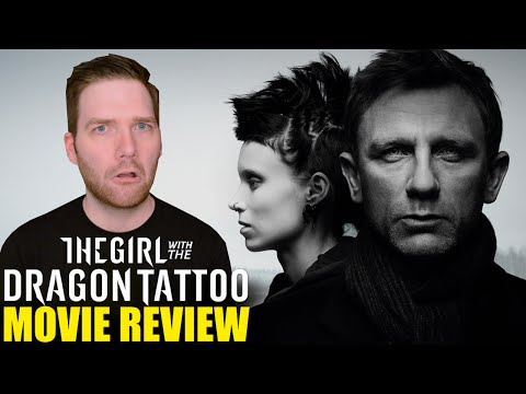 The Girl With The Dragon Tattoo - Movie Review