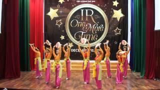 Múa dân gian chương trình IR One more time 2014