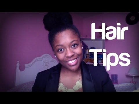 Hair Tips: Keeping Your Hair Untangled