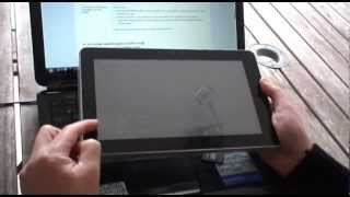 Flash Tablette PC Zenithink Zepad C91 Z102 Android2.3 vers 4.0 ICS