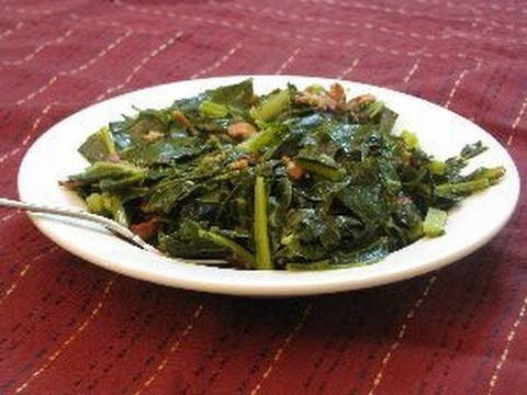 how to make (cook) Collard Greens