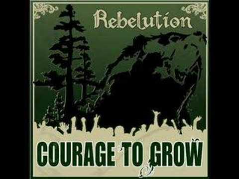 Rebelution - Courage To Grow - YouTube