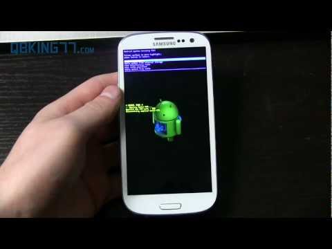 How to Install Stock Recovery on the Sprint Samsung Galaxy S III