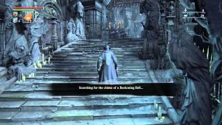 Bloodborne™ Cathedral Ward Oedon Chapel Quest NPC Prostitute House Location Run PS4 Exclusive Gamepl