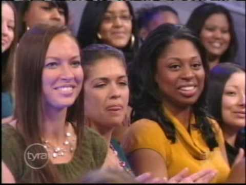 Beyonce On Tyra (Part 1)