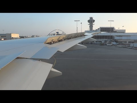 Air New Zealand 777-319ER Los Angeles - Heathrow Part 1