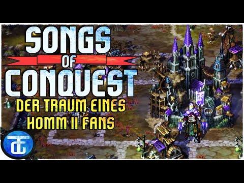 Songs of Conquest auf Deutsch 🔵 E3 Trailer Analyse, Features und Völker