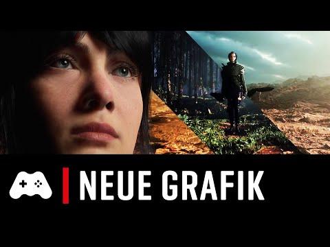 Die ZUKUNFT der Spiele-Grafik!