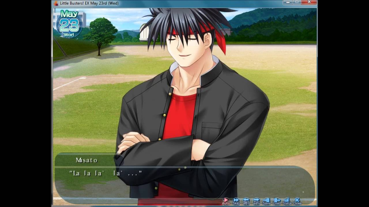 Little Busters ex Batting/new