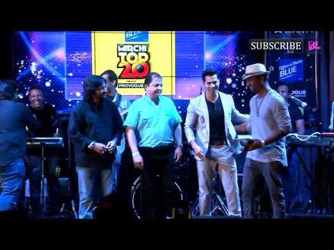 Hamari Adhuri Kahani | Music Launch at Jubilees Night of Mirchi Top 20 | Part 4