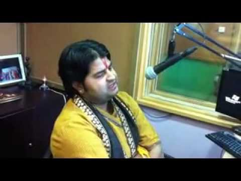 Nairobi Main Fm Par Interview By Shri Sanjeev Krishna Thakur G video