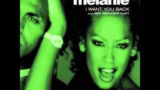 Watch Melanie B I Want You Back video
