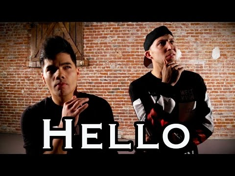 """HELLO"" - Adele Dance Video | @MattSteffanina ft @D_TRIX"