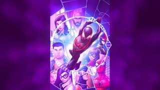 Spider-Man (Miles morales) this song saved my life