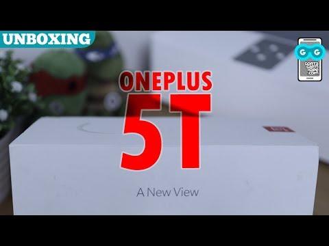 Unboxing OnePlus 5T Indonesia, Sukses Bikin Galau!