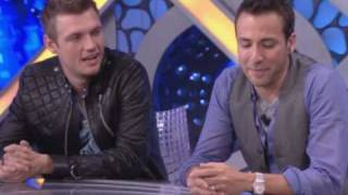 El hormiguero: Backstreet Boys 10/09/09