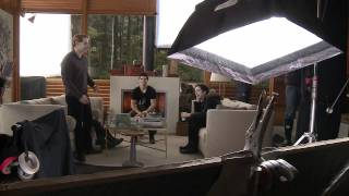 Breaking Dawn Part 1 Behind the Scenes Montage [HD]