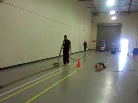 CPAT Event 2 - Hose Drag