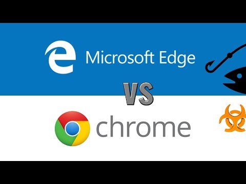 Microsoft Edge vs Google Chrome | Security Test