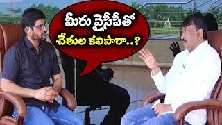 ఆర్జీవీ వైసీపీతో చేతులు కలిపాడా.? - TV5 Murthy Dare And Dashing Interview With Ram Gopal Varma - TV5 - netivaarthalu.com