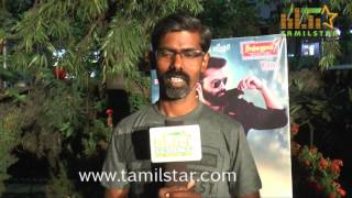 Murugan Mandhiram At Vadham Movie Audio Launch