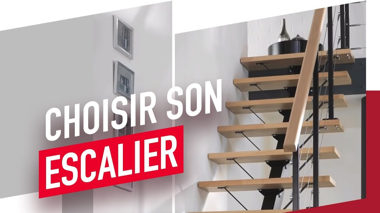 toutes les options d 39 escalier propos es par lapeyre youtube. Black Bedroom Furniture Sets. Home Design Ideas