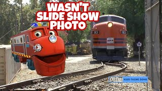 Real Life Chuggington Combined From Previous Video | Chuggington TV