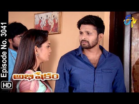 Abhishekam | 15th October 2018 | Full Episode No 3041 | ETV Telugu
