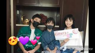 ConnorLeong & Shen Yue Best Friend Moments(KanYue💜)