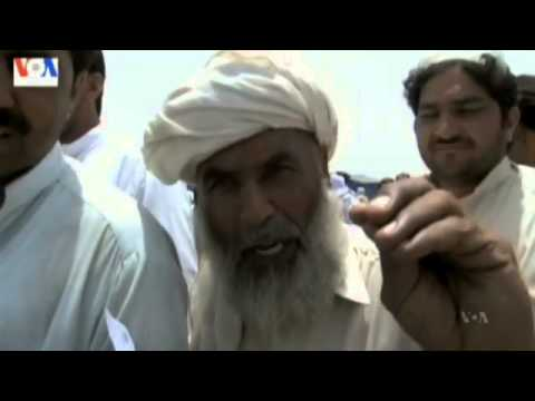 Paki-Punjabi ISI Aggression Of Waziristan Causes Genocide By Massive Displacement