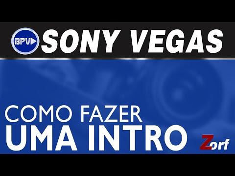 Como fazer uma Intro/Vinheta no Sony Vegas com Efeitos thumbnail