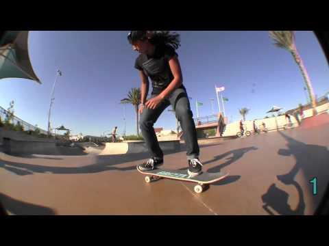Chelsea Castro STATS&10 tricks (RE-UPLOADED)