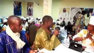 Magal Mame Diarra - Touba Madrid