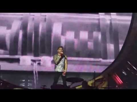 Queen + Adam Lambert - 2014 Auckland, NZ - Radio Gaga