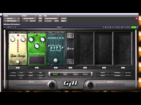 Getting A Big Guitar Sound With Waves GTR