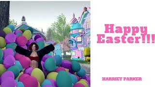 Second Life Happy easter  with Harriet Parker