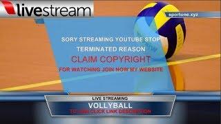China Vs Canada |Volleyball (2018) -Live Stream
