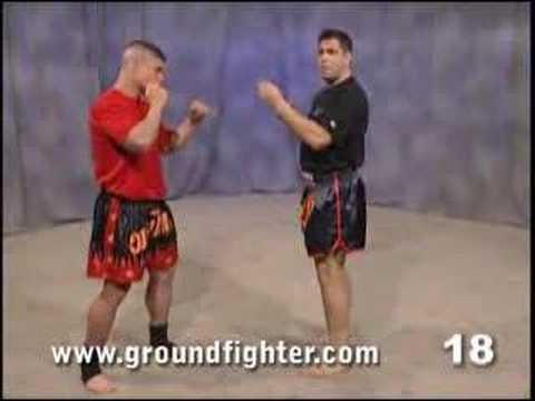 Duke Roufus, Muay Thai, Full Contact Kickboxing, MMA Knees Image 1