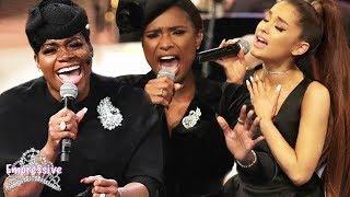 Best of Aretha Franklin's Homegoing: Fantasia, Ariana Grande, Jennifer Hudson, etc.
