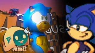 Creepy Sonic Fan-Games