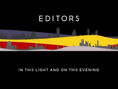 Editors - I Want A Forest