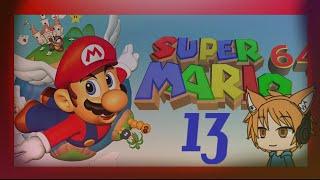Super Mario 64 Part 13: Eine Stadt in einer Stadt