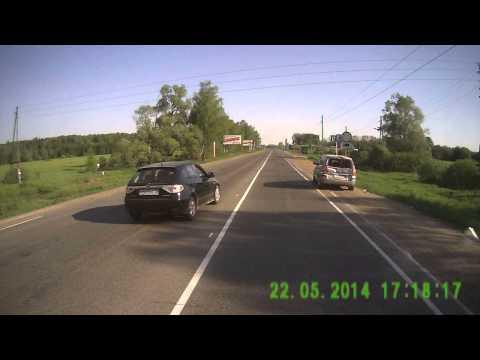 Дтп трасса Ижевск- Завьялово автобус и легковушка