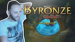 Byronze Returns to League of Legends