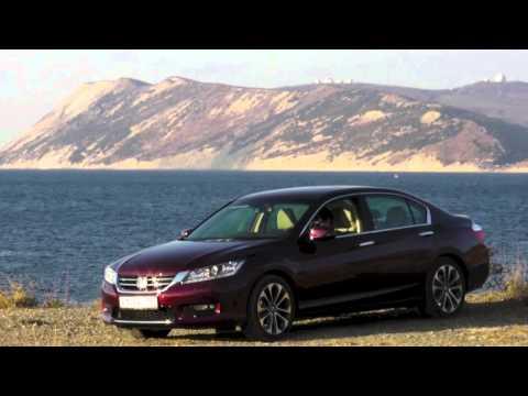 Тест-драйв Honda Accord 2013